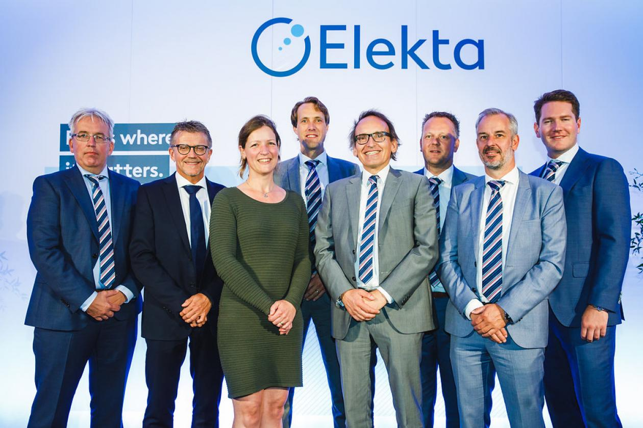 Elekta chooses VDL Groep as supplier of the year